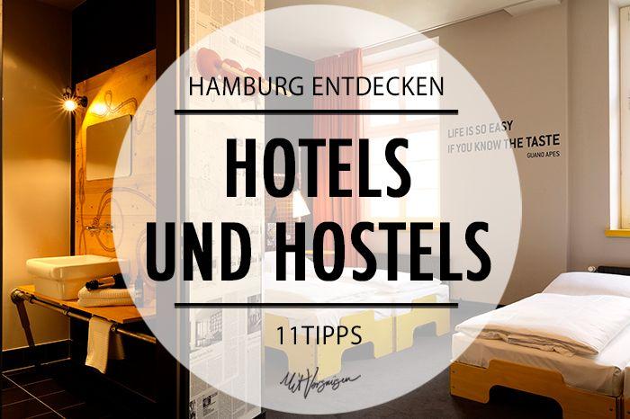 hotels und hostels in hamburg von mit vergn gen hamburg hamburg pinterest hamburg reisen. Black Bedroom Furniture Sets. Home Design Ideas