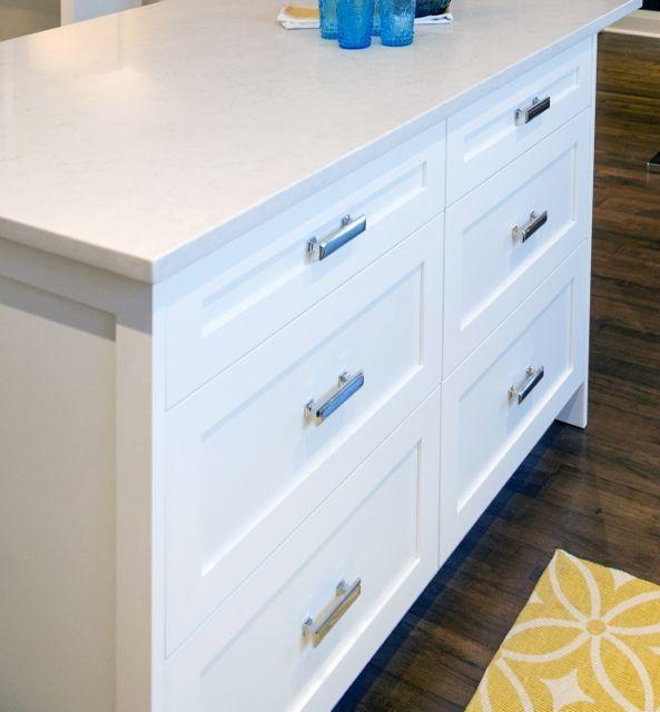 Kitchen | Island Cabinets   White Shaker Door | CUTLER KITCHEN U0026 BATH