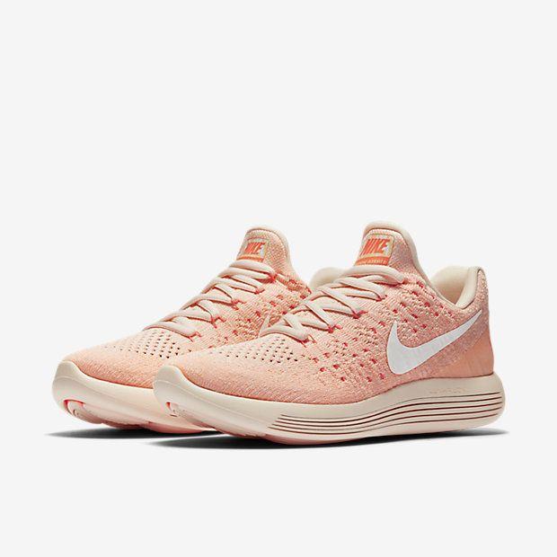 Nike LunarEpic Flyknit beige