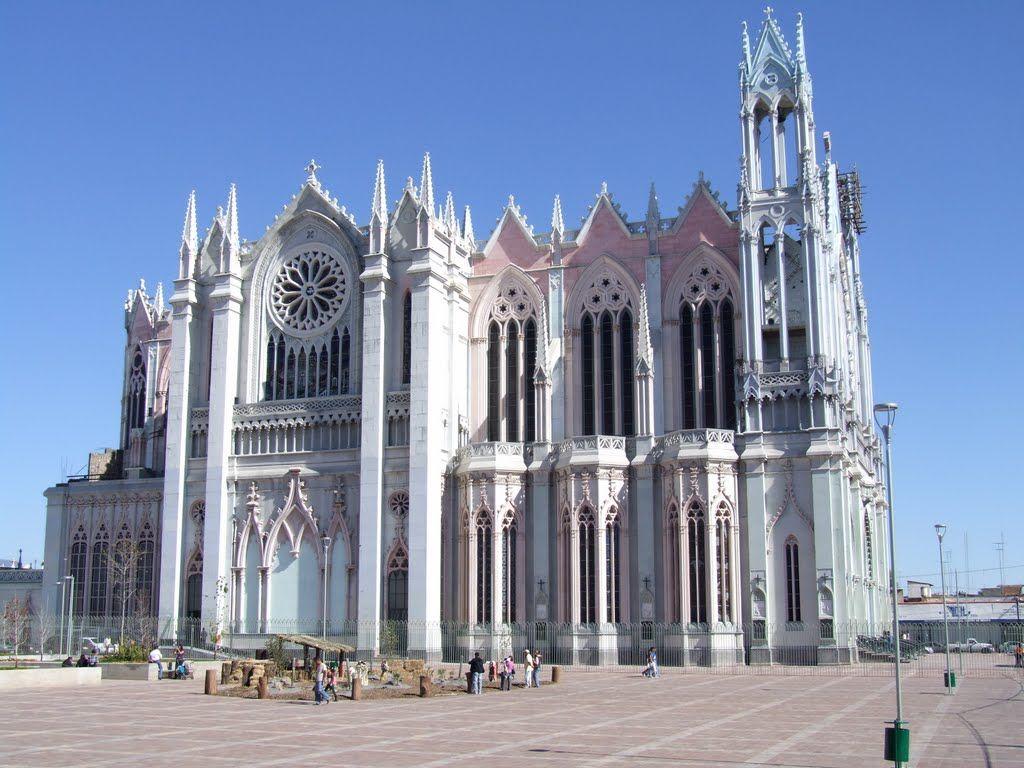 Templo Expiatorio, León, Guanajuato.