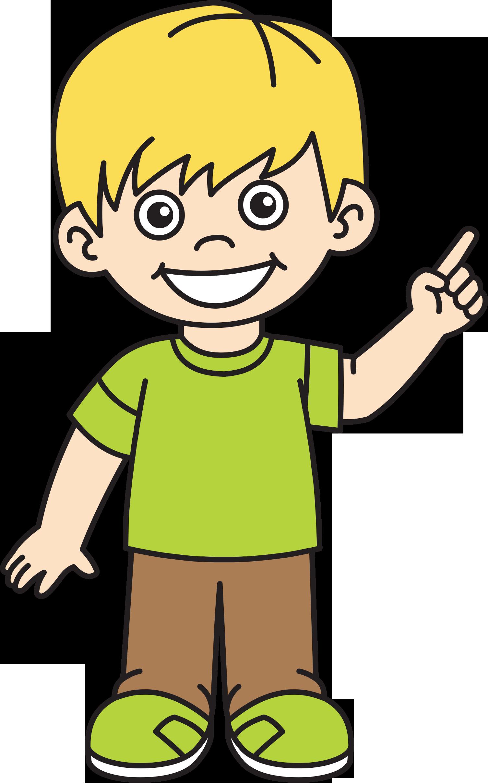 Boy Clipart Boy Kids Clipart Cartoon