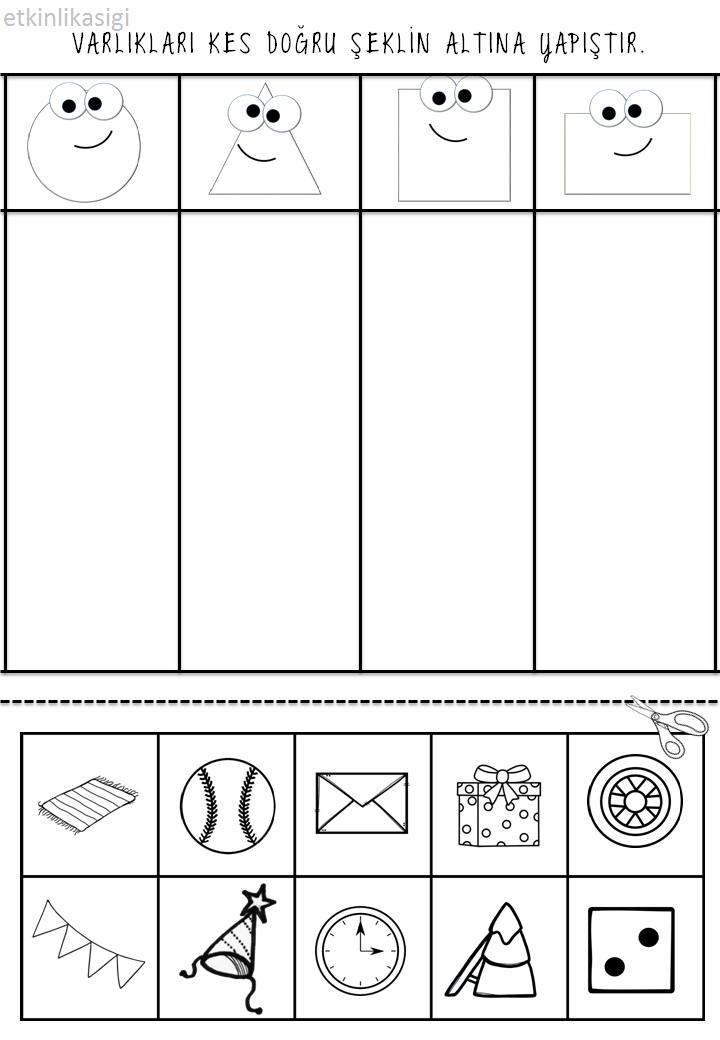 Figuras | matek | Pinterest | Figuras geometricas, Preescolar y ...