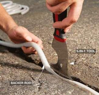 Rod Jpg 325 312 Driveway Repair Home Repairs Diy Driveway