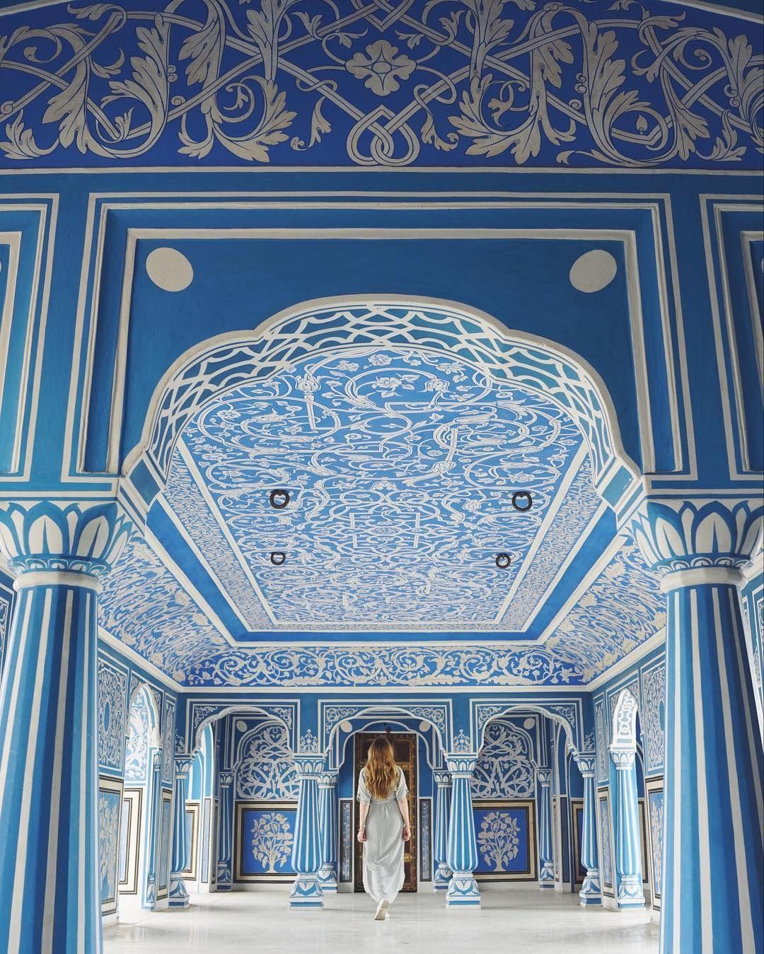 Mughal Architecture, Jaipur, City