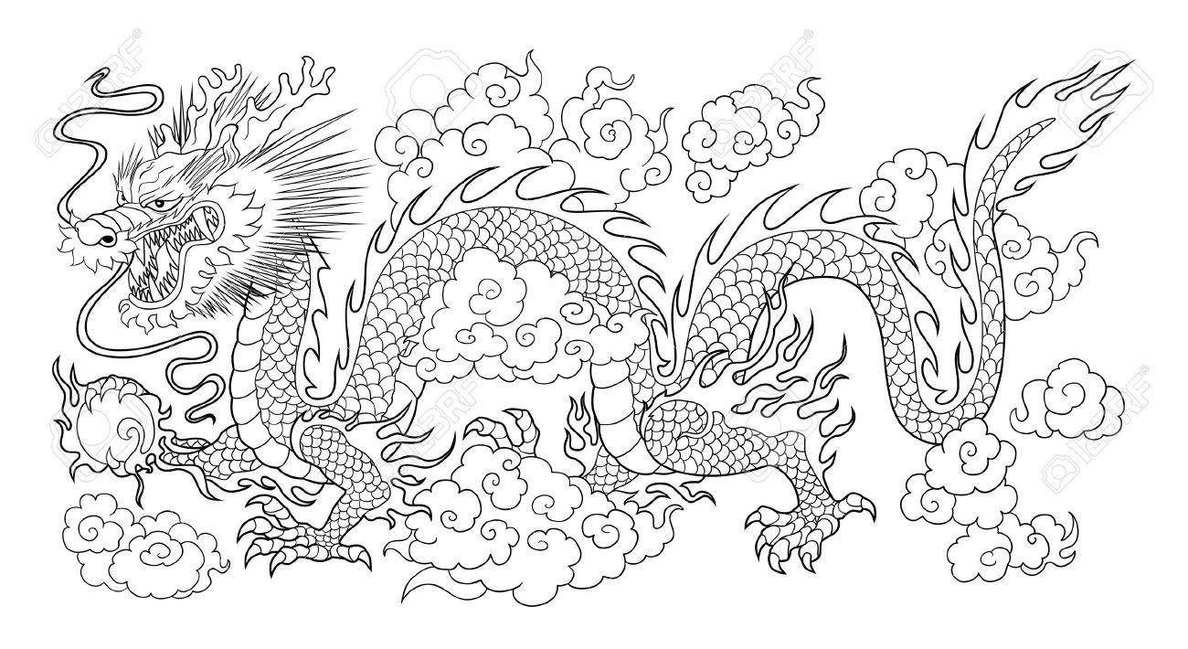 smart looking dragon chinese - Google Search | Chinese (P6 GEP ...