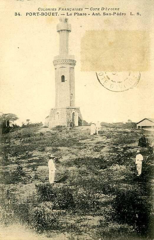 lighthouses ivory coast
