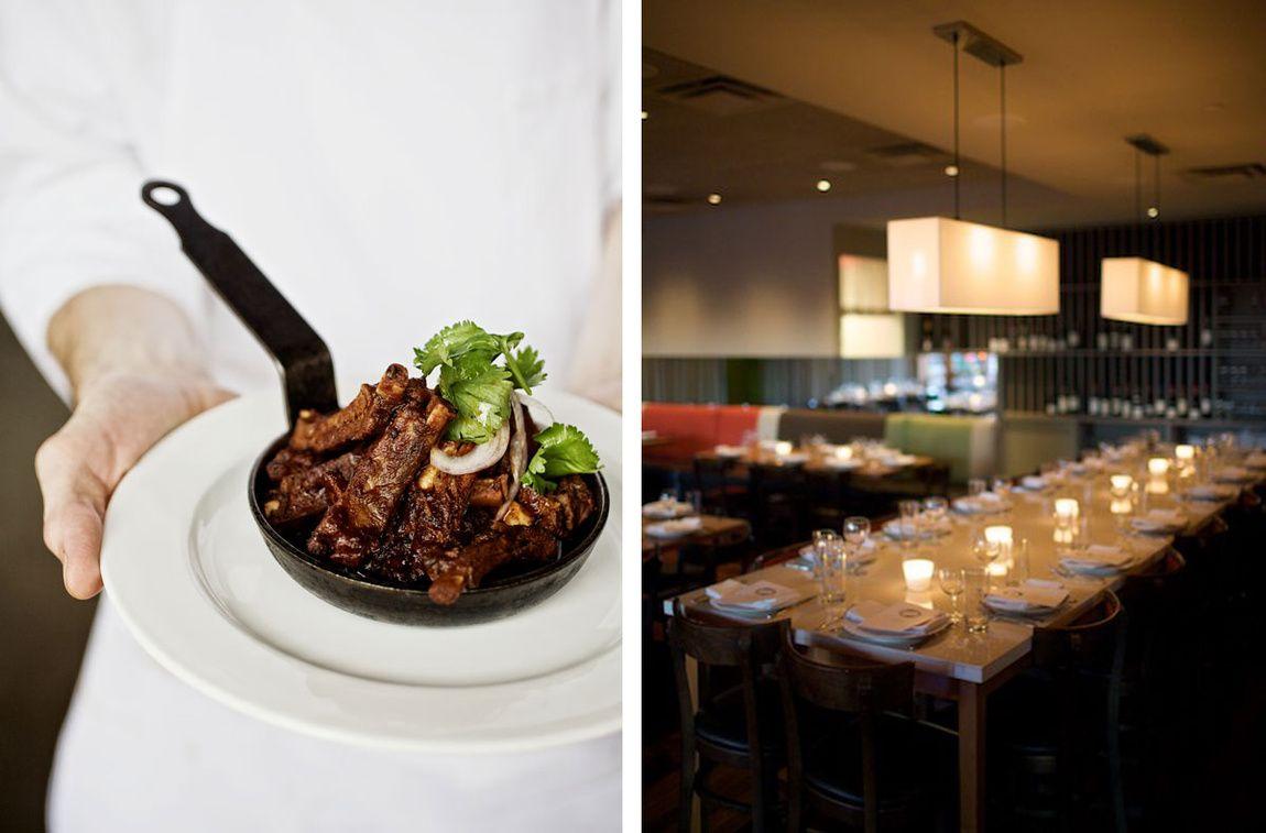 Fino Restaurant Patio & Bar - Spanish Tapas; high class; small portions