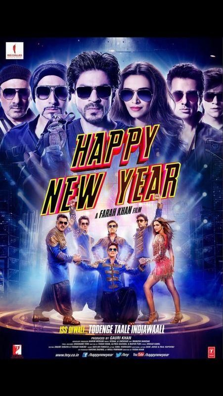Happy New Year Indian Movie 21