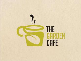 The Garden Cafe By Gadiz Coffee Logodesign Cafe Logo Coffee