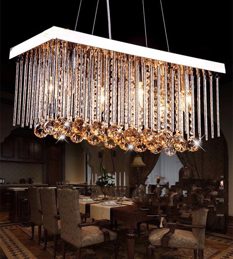 Hot modern square crystal chandeliers bedroom living room crystal hot modern square crystal chandeliers bedroom living room crystal light ac50 220v crystal ceiling lamp aloadofball Images