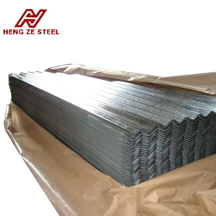 Wholesale High Quality Gl Galvalumed Steel Sheet Plate Panel Made In China Galvanized Steel Sheet Steel Sheet Steel Roofing