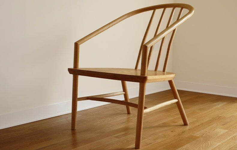 a+b Furniture Design. Loop chair. Like it but would prefer a steam ...