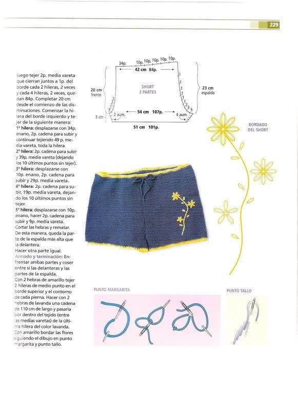 2+Bikinis+de+Crochet+Blancos+Patrones11.jpg (581×799) | crochet ...