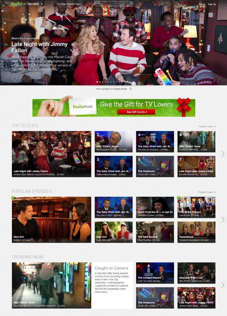 Hulu 3 Best Sites to Stream Free TV & Movies