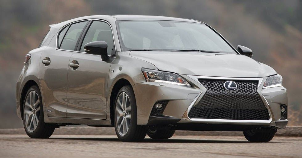 Lexus CT200h Getting The Axe In America