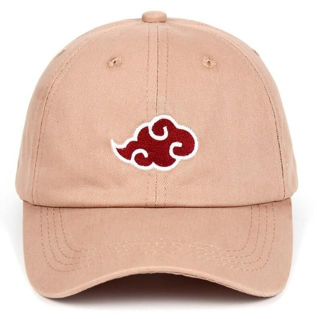Naruto Akatsuki Black Dad Hat Baseball Cap Hat UK Seller New FAST SHIPPING