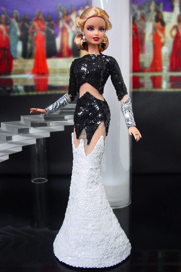 Miss North Dakota 201415 Pageant Barbies Pinterest Barbie