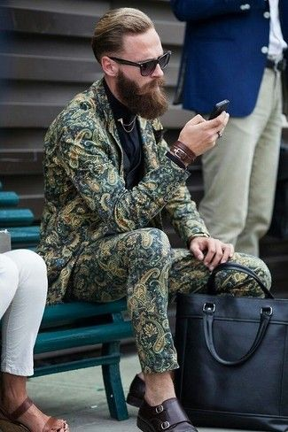 Https Lookastic Mx Moda Hombre Pantalon Chino Verde Azulado Como Combinar Con Blazer Verde Oliv Moda Ropa Hombre Moda Hombre Estilos De La Calle Para Hombres