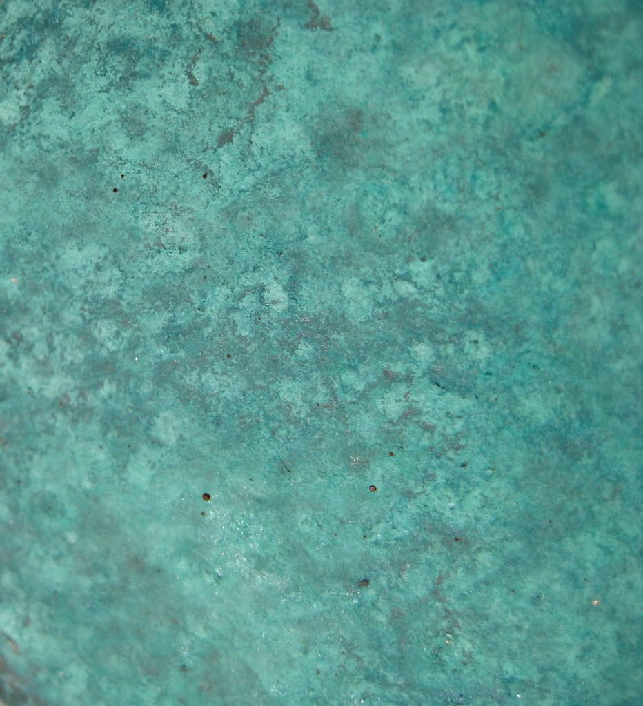 - Copper Patina Green Backsplash, Metallic Backsplash, Beadboard