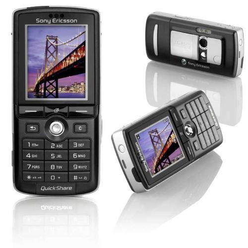 Old School Sony Ericsson K750i