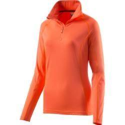 Mckinley Damen Longsleeve Rio Ii, Größe 46 in Orange, Größe 46 in Orange Mckinley – Products