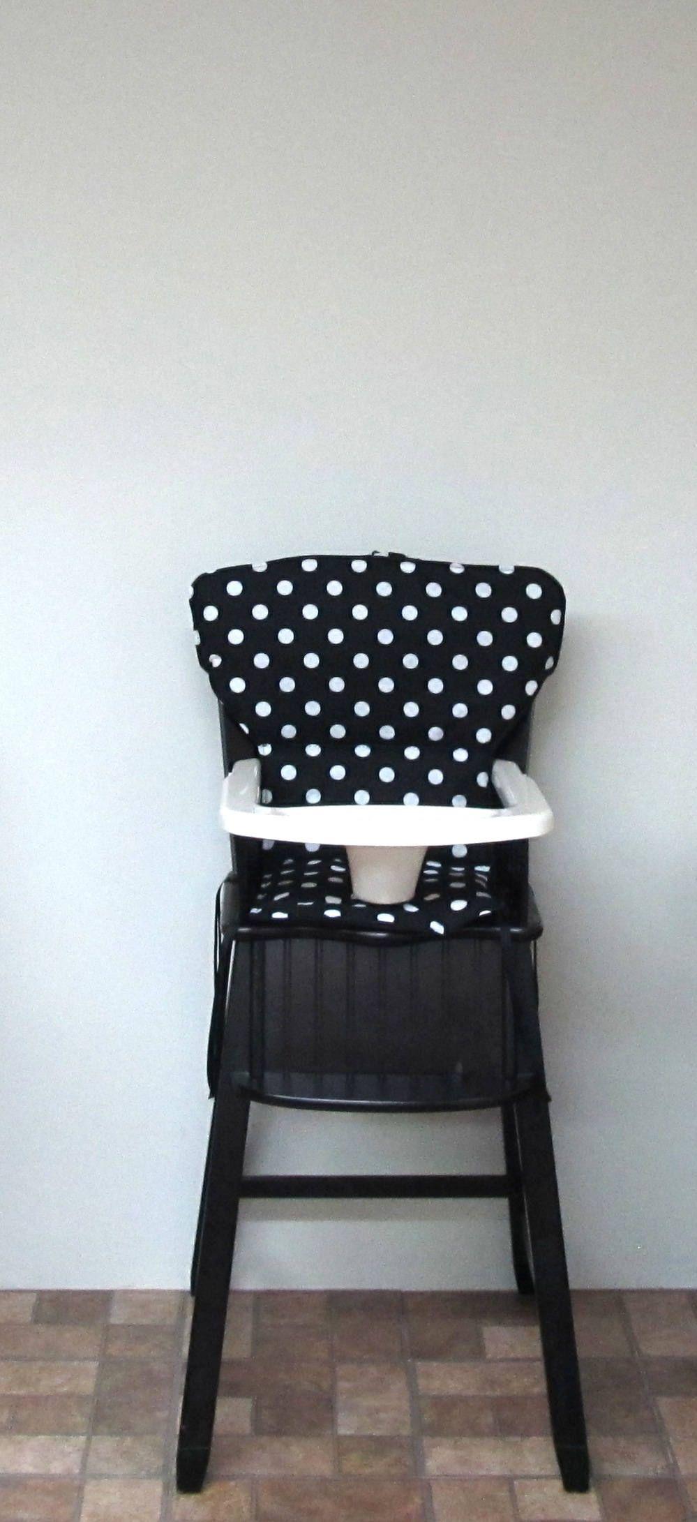 Eddie Bauer wood high chair cover newport style chair