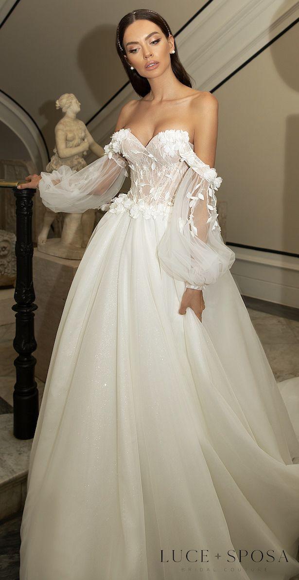 Luce Sposa 2021 Wedding Dresses