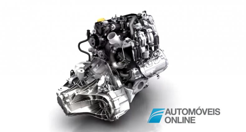 O moderno motor 1.6 DCI da Renault  Automoveis-Online
