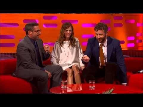 ▶ The Graham Norton Show S13 E12 Steve Carell, Chris O'Dowd, Josh Groban 21 June, 2013 - YouTube