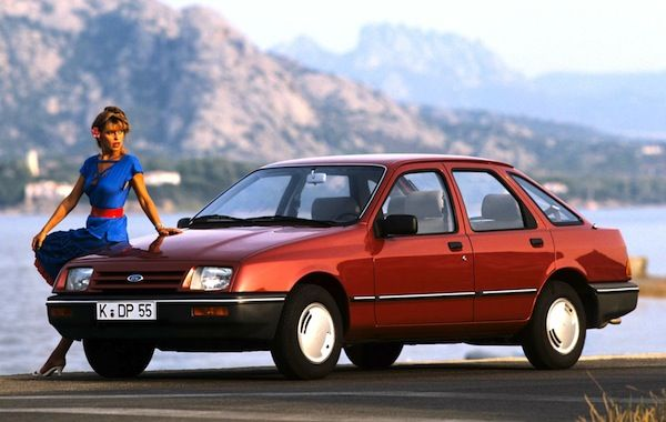 Ford Sierra Another One For My 4th Car This Was The Best So Far Ford Sierra British Cars Ford