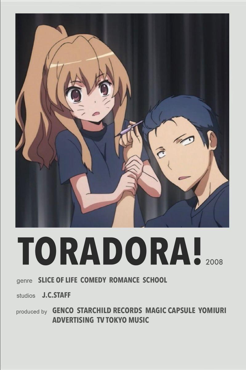 toradora toradora minimal anime