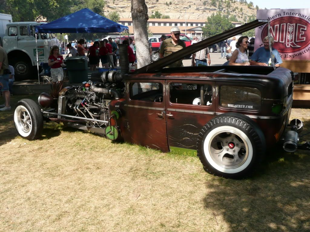 rat rods | ... it has twins! Just make sure you rat rod up the ...