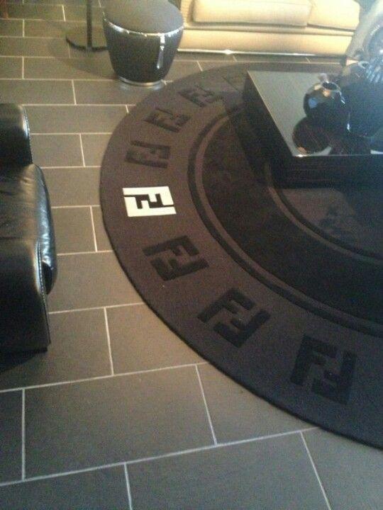 Rug By Fendi Casa Fendi Casa Fendi Rugs