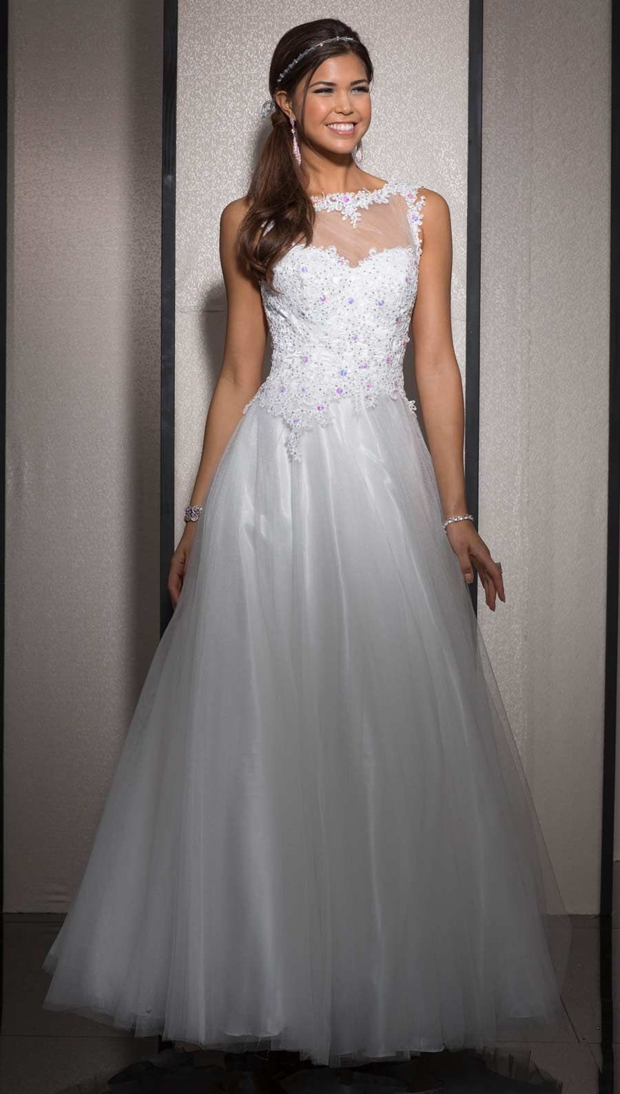 Clarisse Ball Gown 2505   Ball gowns, Gowns and Prom