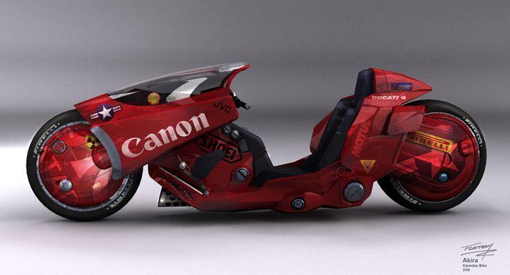 Akira Bike Motocikliki Pinterest Jet Skies Atv And Cars