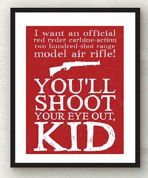 Funny Christmas Party Quotes And Sayings: Do You Love The Movie, A Christmas Story? A Cute Batch Of