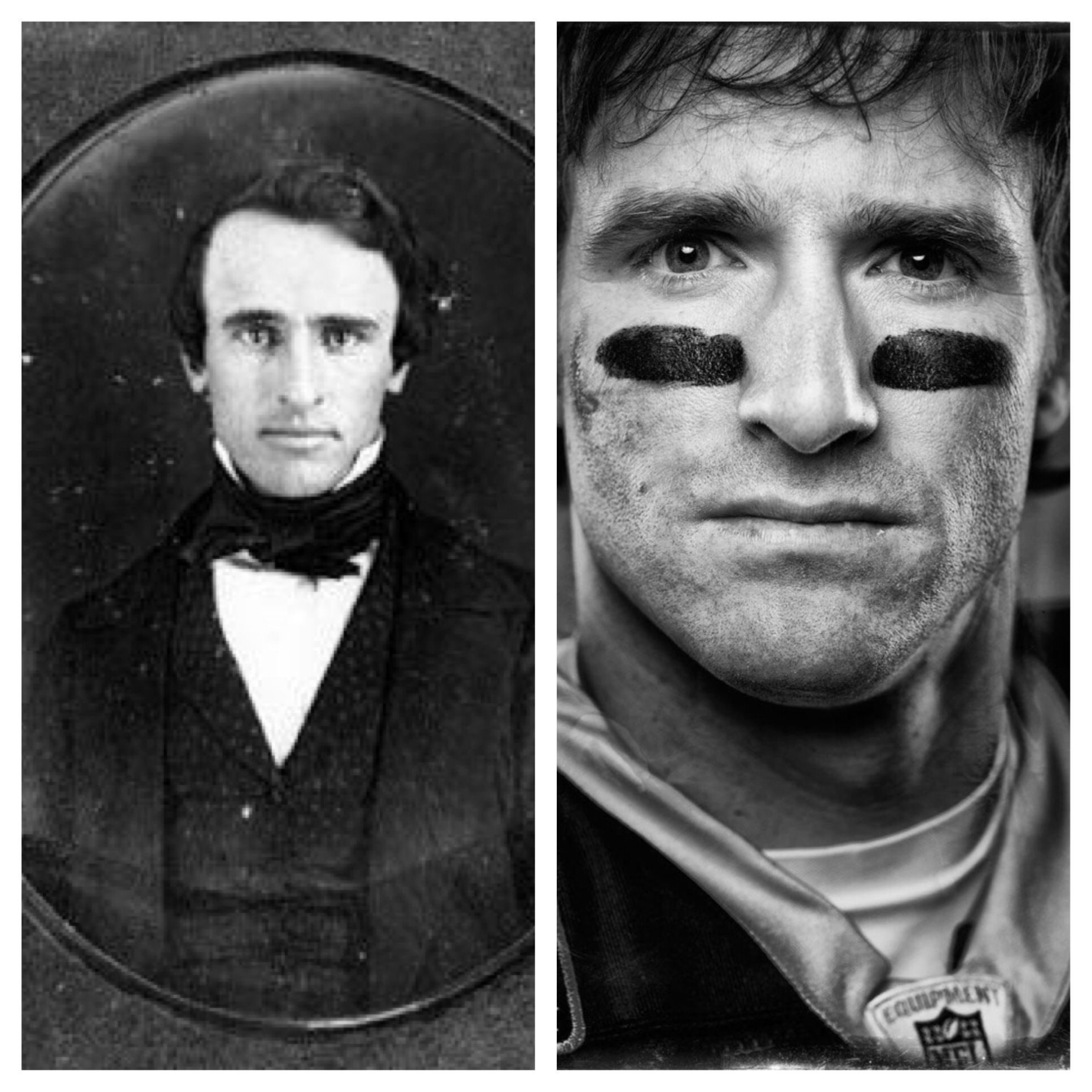 Rutherford Hayes Drew Brees