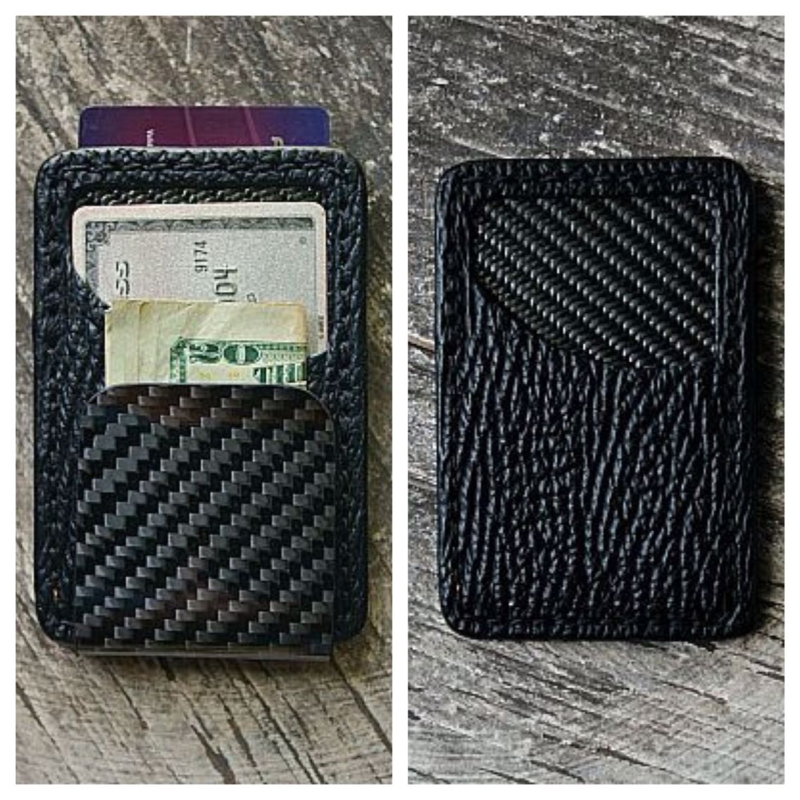 Shark skin carbon fiber money clip wallet by rcfibers and vvego business cards shark skin carbon fiber money clip wallet by rcfibers and vvego magicingreecefo Gallery