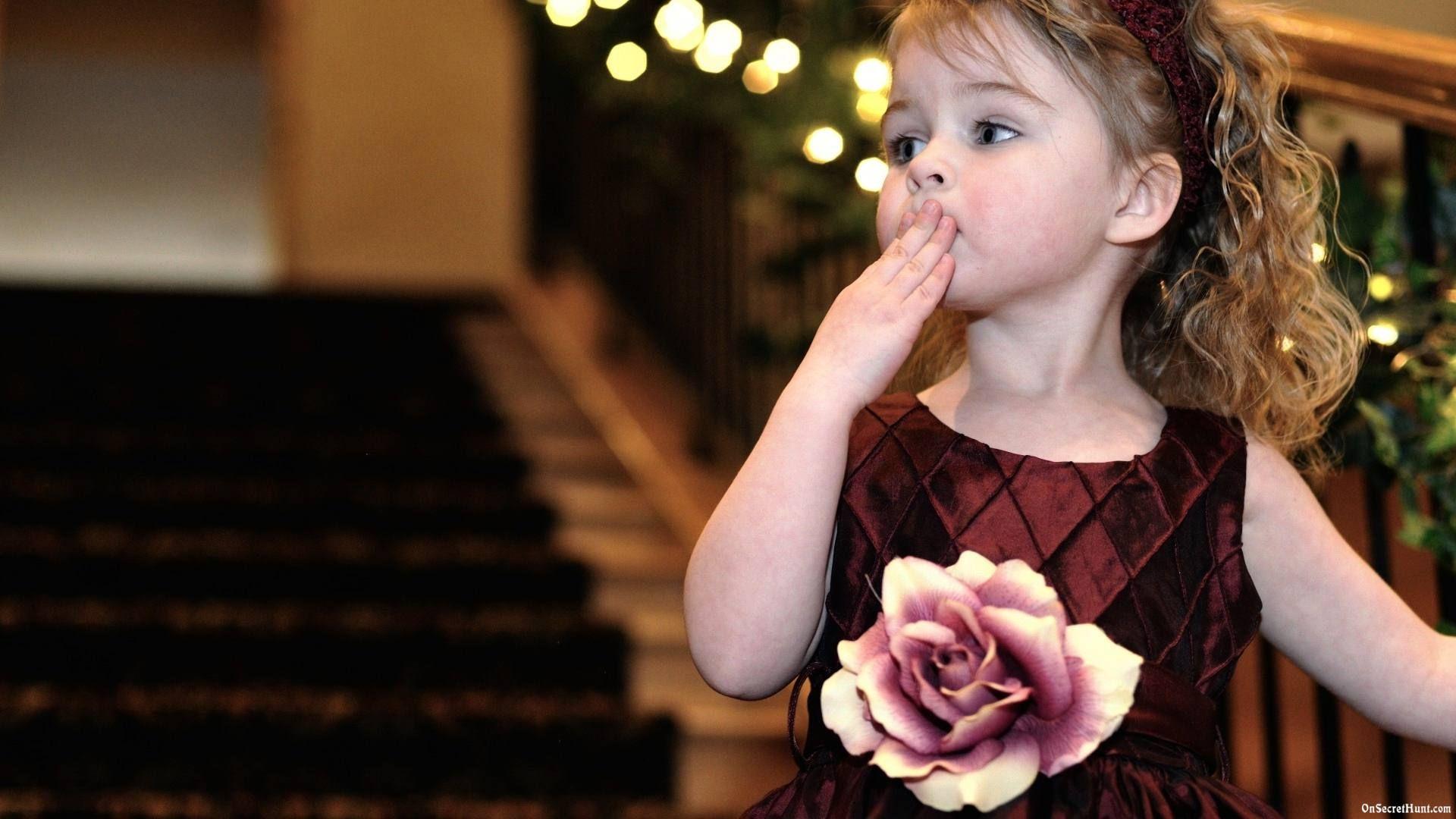 Love Wallpaper Cute Baby Girl
