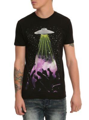 UFO Rave T-Shirt 2XL