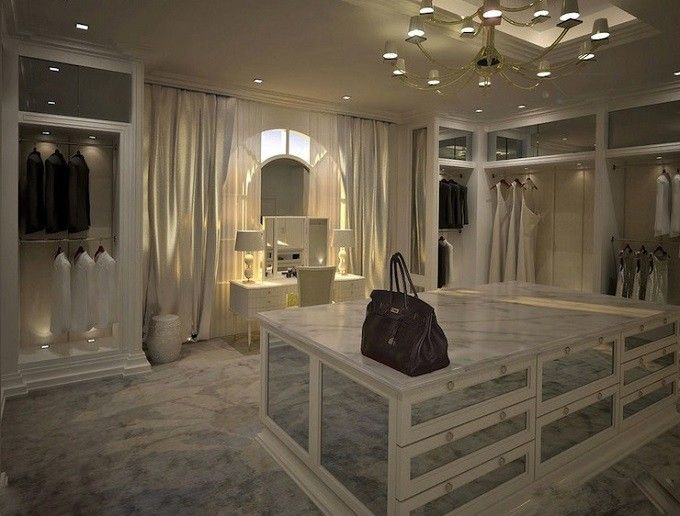 TOP 20 Luxury Closets For The Master Bedroom Deconewyork