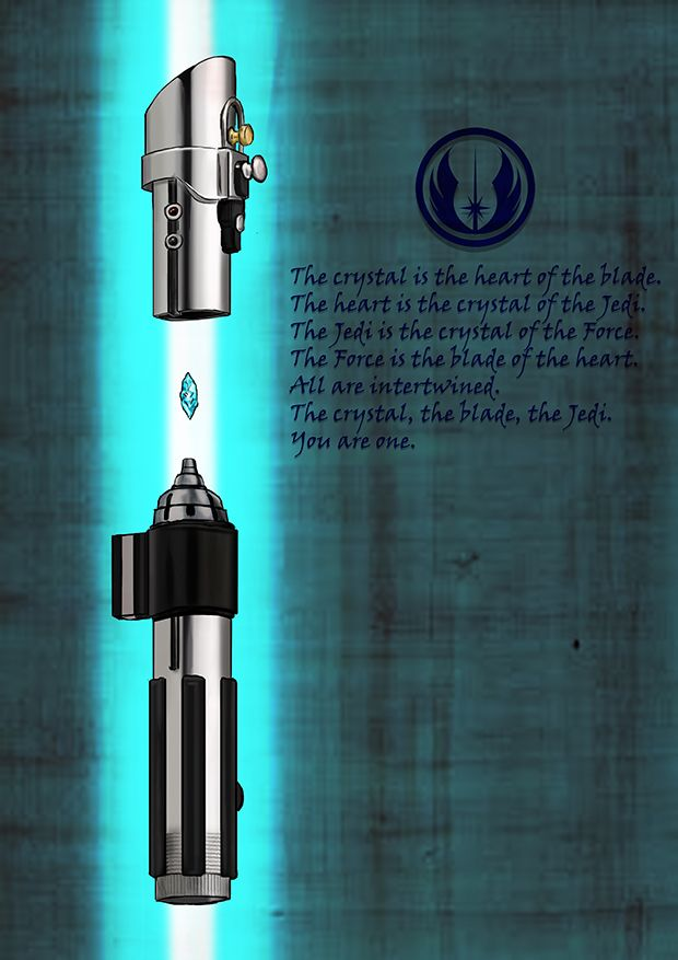 Pin On This Is The Weapon Of A Jedi Knight
