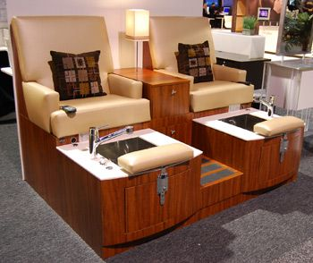 Check Out The Deal On Lounge Double Pedicure Bench At Design X Mfg | Salon  Equipment, Salon Furniture, Pedicure Spa
