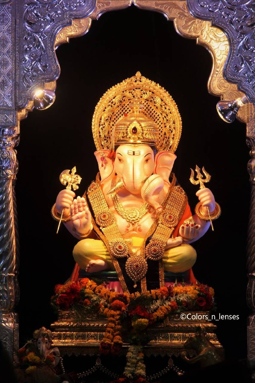 Download Ganpati Wallpaper By Colorsnlenses 1c Free On Zedge Now Browse Millions Of Popular Lord Ganesha Paintings Ganesh Chaturthi Images Ganpati Bappa Ganpati wallpaper hd download