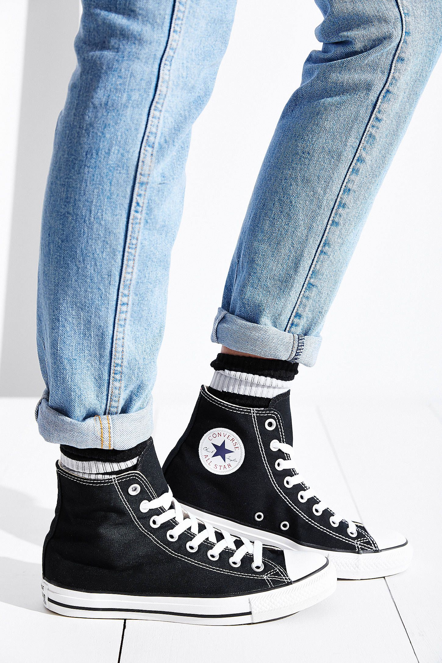 9ff4c71b45ad Slide View  1  Converse Chuck Taylor All Star High Top Sneaker
