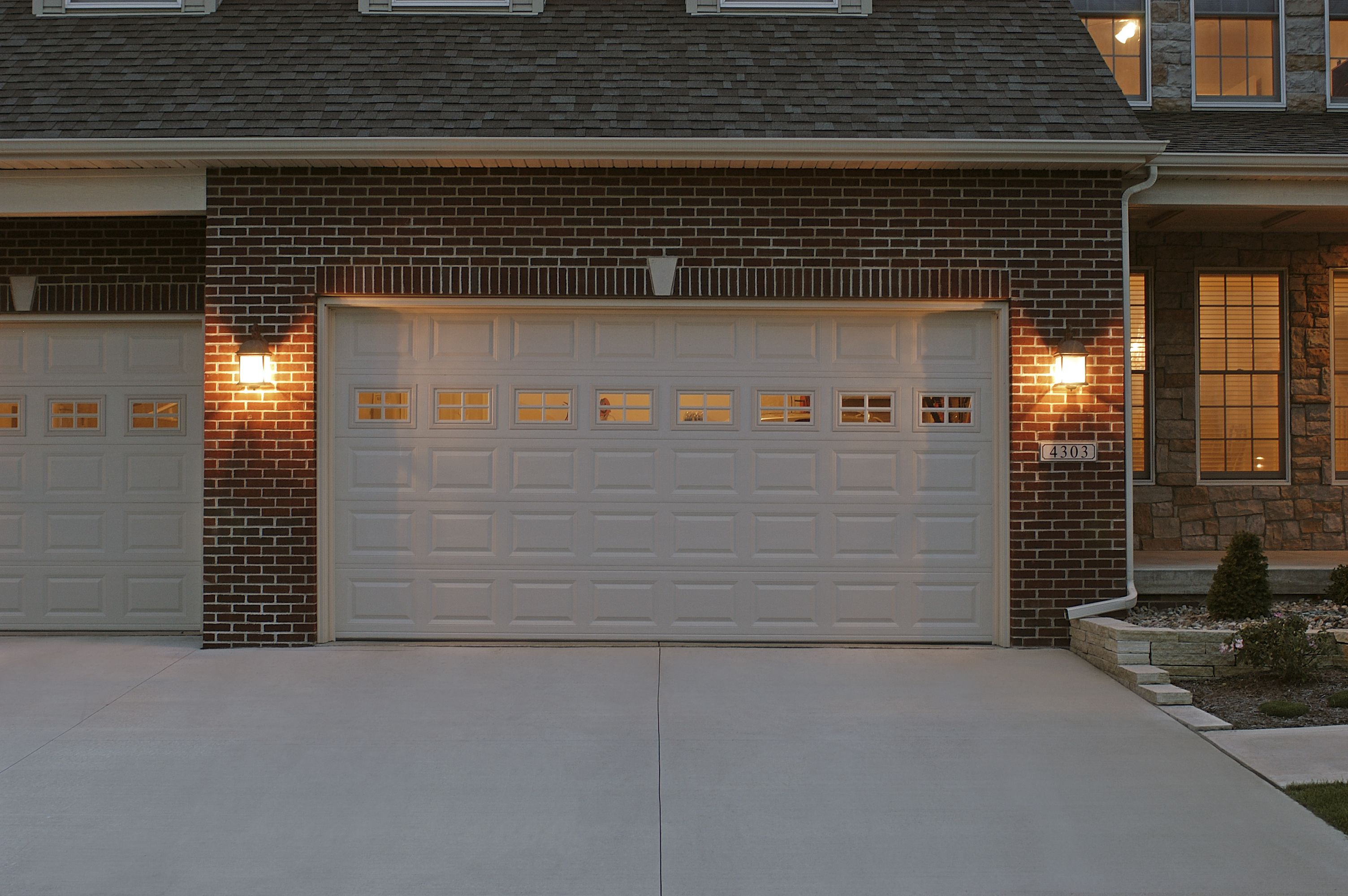 Raised Panel Garage Doors Chi Overhead Doors Garage Door Design Raised Panel Garage Doors
