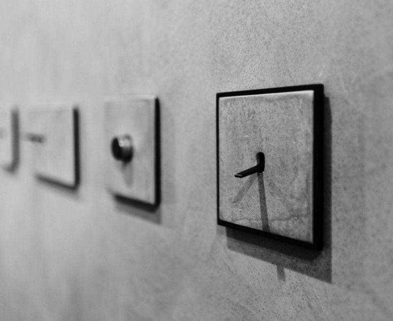 moderne lichtschalter mit stilvollem design. Black Bedroom Furniture Sets. Home Design Ideas