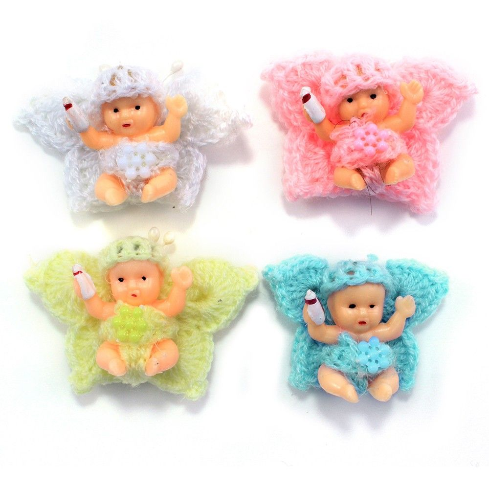 Maple Craft   Mini Baby Knit Crochet Butterfly With Baby Shower .