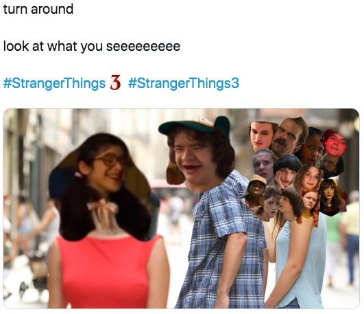 """Literally Just 65 Hilarious Memes About """"Stranger Things"""" Season 3"""