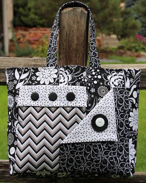 Pockets A Plenty – Bolsa de moda